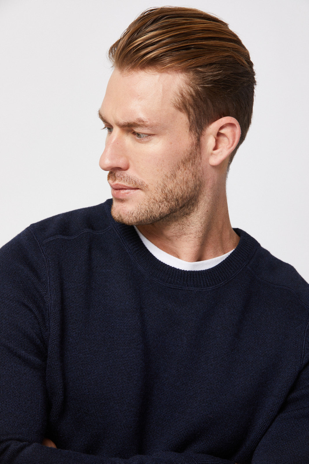 Grafton Crew Neck Sweater