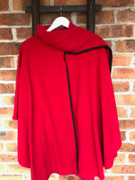Load image into Gallery viewer, Wool and Cashmere Cape