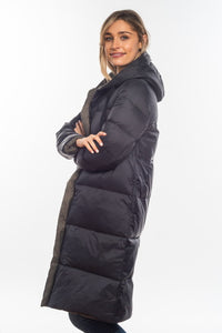 Reversible Down Coat