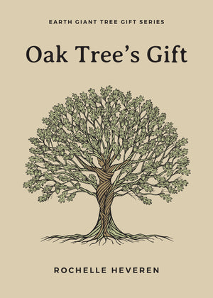 Tree Gift 'Oak' - Paperback - Pack of 4