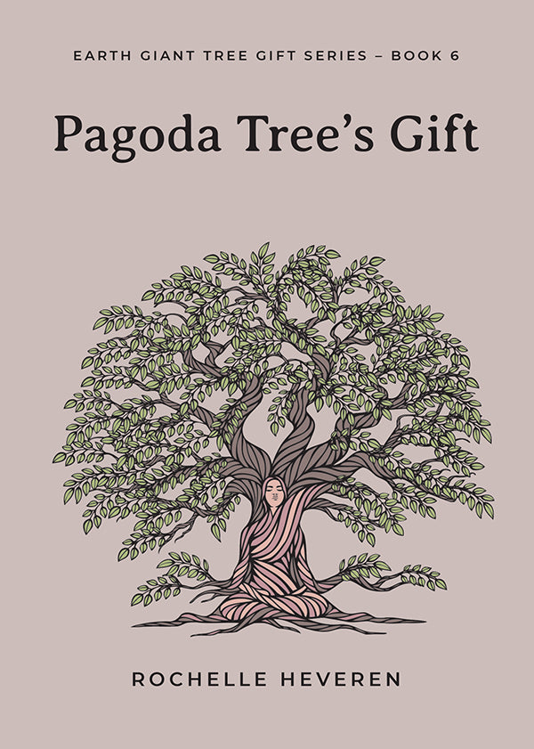Tree Gift 'Pagoda' - Paperback - Pack of 4