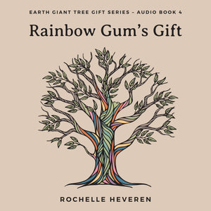 *Tree Gift 'Rainbow Gum' - Audi CD