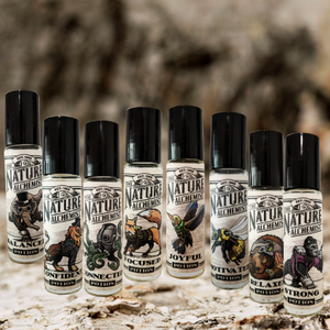 Starter Pack - Steampunk 10 ml Potions