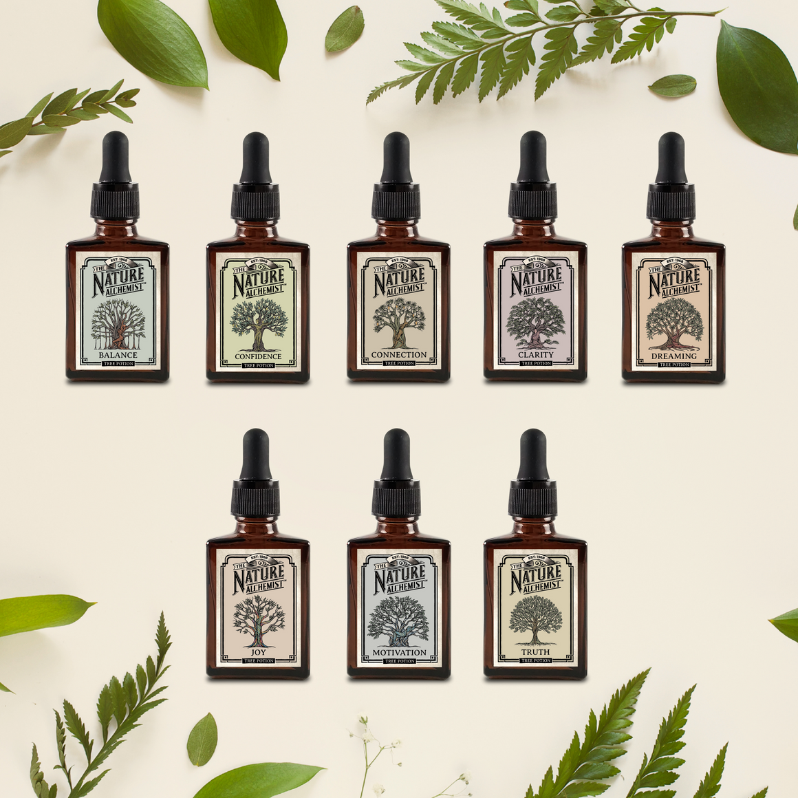 Starter Pack - Tree Gift 30 ml Potions (Wholesale price $599.00 AU)