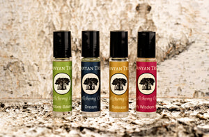 Starter Pack - Banyan Wisdom 10 ml Alchemy Oils