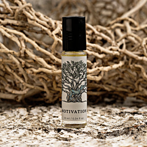 *Tree Gift 'Motivation' Alchemy Oil
