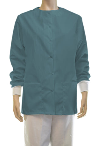 Solid Teal Jacket