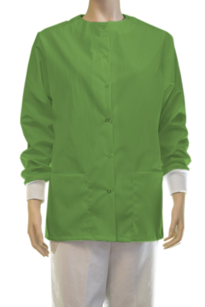 Solid Lime Green Jacket