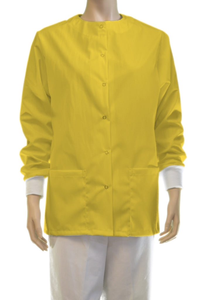 Solid Yellow Jacket