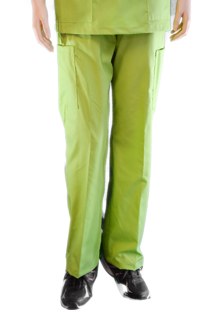 Solid Lime Green Pants