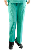 Solid Jade Pants