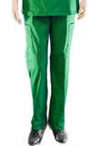 Solid Kelly Green Pants