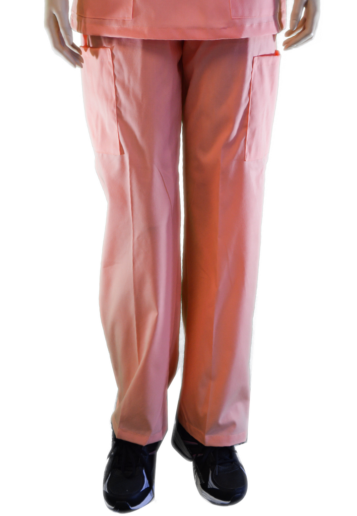 Solid Peach Pants