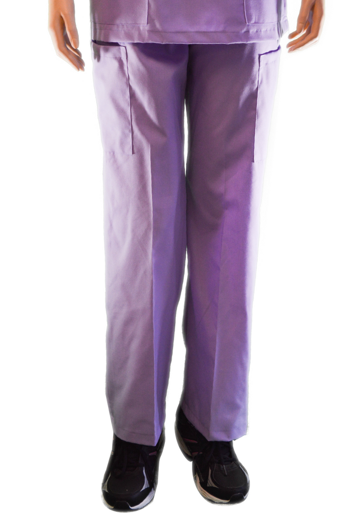Solid Orchid Pants