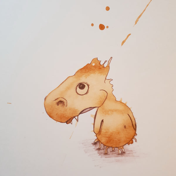 coffeemonsters 510 - limited fineart print