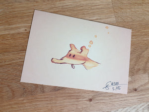 coffeemonsters 399 - limited fineart print