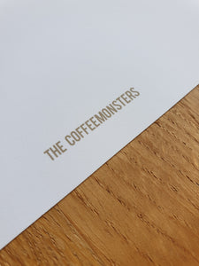 Print - the coffeemonsters #605 - the unlimited series
