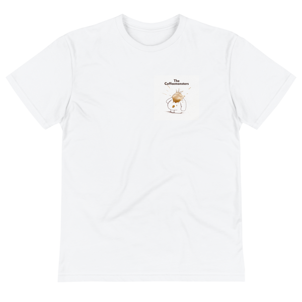 thecoffeemonsters book / Sustainable T-Shirt