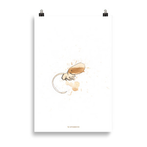 Print - the coffeemonsters #603 - the unlimited series