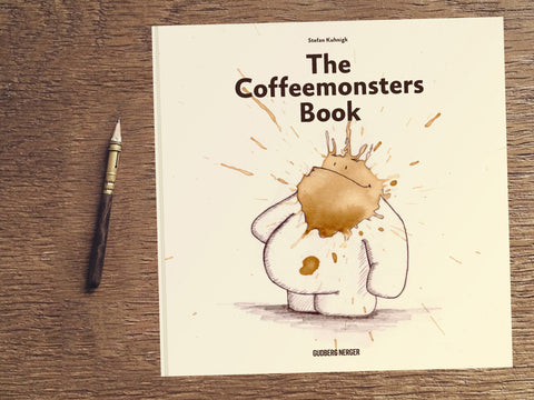 """the coffeemonsters book"""