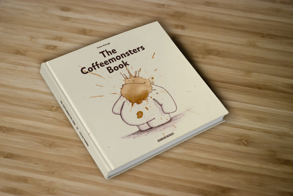 the coffeemonsters book