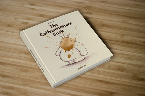 The Coffeemonsters Book is almost done!