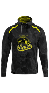 Roy High School: Men's Scuba Hoodie - Element (Athletic Tail)