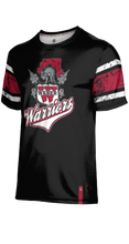 Load image into Gallery viewer, Weber High School: Men's Customizable Fan-Shirt - End Zone (Black)