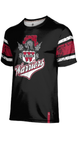 Weber High School: Men's Customizable Fan-Shirt - End Zone (Black)