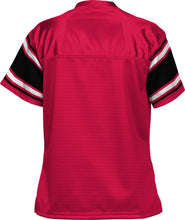 Load image into Gallery viewer, University of Utah Girls' Football Fan Jersey - EndZone