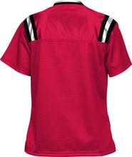 Load image into Gallery viewer, University of Utah Girls' Football Fan Jersey - Goal Line