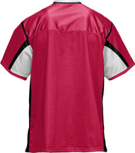 Load image into Gallery viewer, University of Utah Men's Football Fan Jersey - Scramble