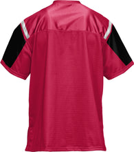 Load image into Gallery viewer, University of Utah Boys' Football Fan Jersey - Thunderstorm