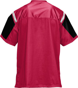 University of Utah Boys' Football Fan Jersey - Thunderstorm