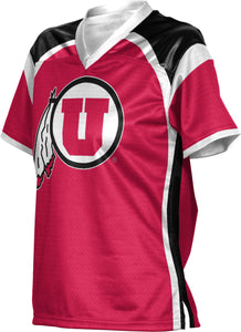 University of Utah Girls' Football Fan Jersey - Redzone