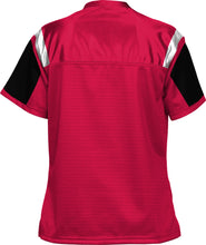 Load image into Gallery viewer, University of Utah Girls' Football Fan Jersey - Thunderstorm