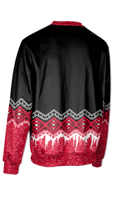 Weber High School: Unisex Ugly Holiday Sweater - Frosty