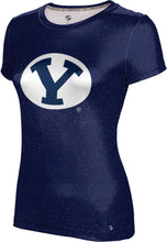 Load image into Gallery viewer, Brigham Young University: Women's T-shirt - Heather