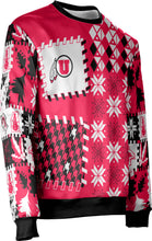 Load image into Gallery viewer, University of Utah Ugly Holiday Unisex Sweater - Tradition