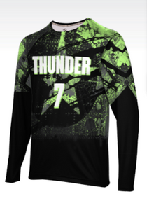 Men's Long Sleeve Training Tee
