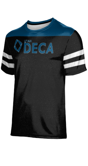 Utah DECA: Men's T-Shirt - Game Day