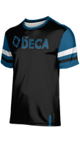 Load image into Gallery viewer, Utah DECA: Men's T-Shirt - Old School
