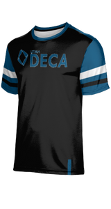 Utah DECA: Men's T-Shirt - Old School