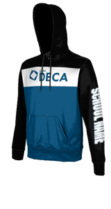 Utah DECA: Men's Customizable Pullover Hoodie - Prime