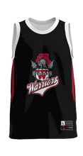 Load image into Gallery viewer, Weber High School: Adult Custom Basketball Fan Jersey - Rain (Black)