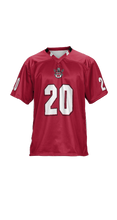 Load image into Gallery viewer, Weber High School: Men's Custom Football Fan Jersey - Cut Back