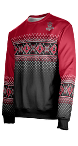 Weber High School: Unisex Ugly Holiday Sweater - Rejoice