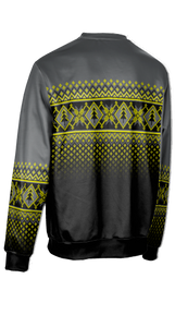 Roy High School: Unisex Ugly Holiday Sweater - Rejoice