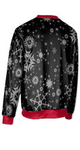 Load image into Gallery viewer, Weber High School: Unisex Ugly Holiday Sweater - Snow Globe