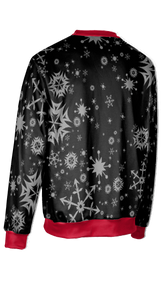 Weber High School: Unisex Ugly Holiday Sweater - Snow Globe